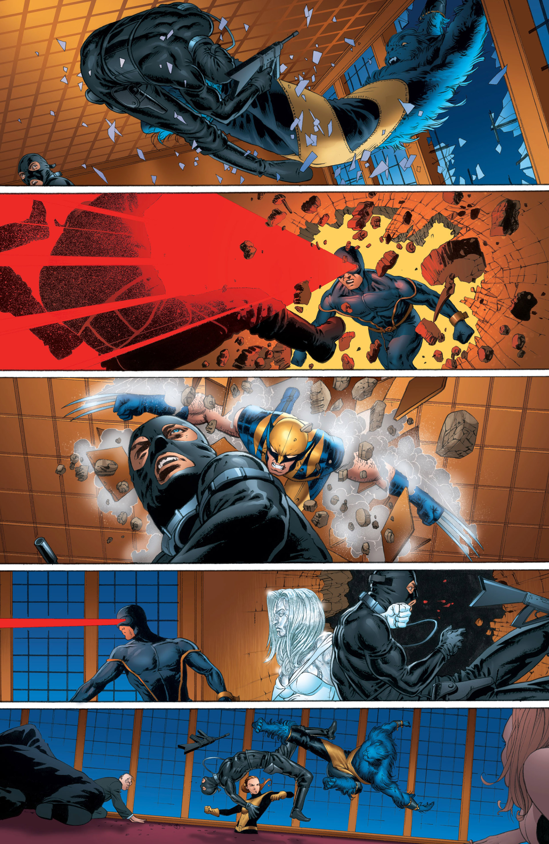 Astonishing X-Men (2004) issue 2 - Page 9
