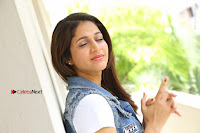 Telugu Actress Lavanya Tripathi Latest Pos in Denim Jeans and Jacket  0180.JPG