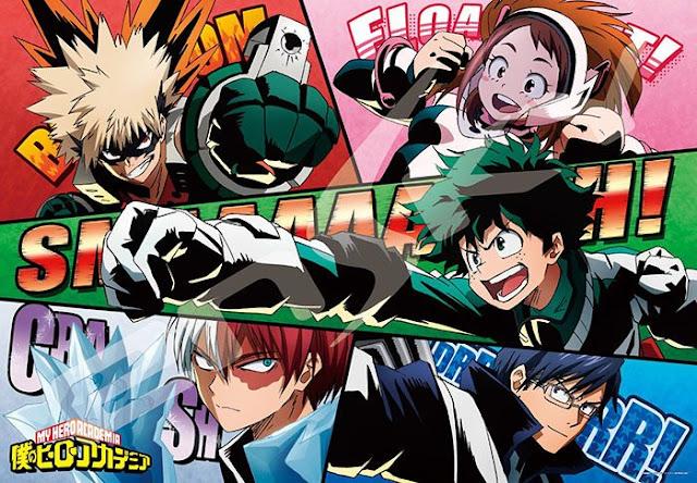Manga Boku no Hero Academia tendrá receso de una semana