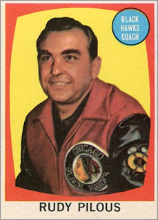 Some 1961-62 Topps Hockey Cards