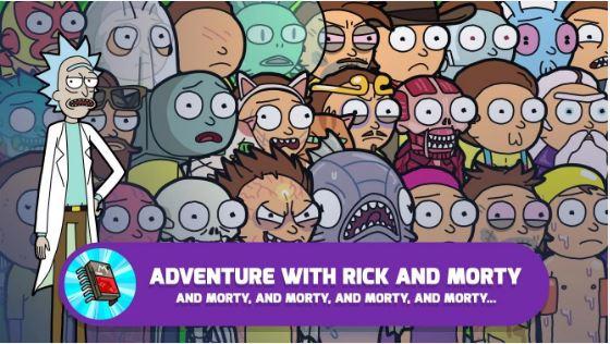 Pocket Mortys Apk Latest Version