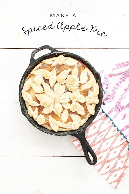 Make a Spiced Apple Pie for Fall