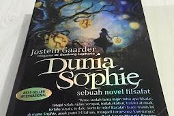 (Ebook) Novel Filsafat - Dunia Sophie
