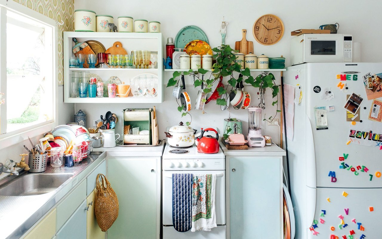 Boho Gypsy  S Kitchen Cabinet Uk
