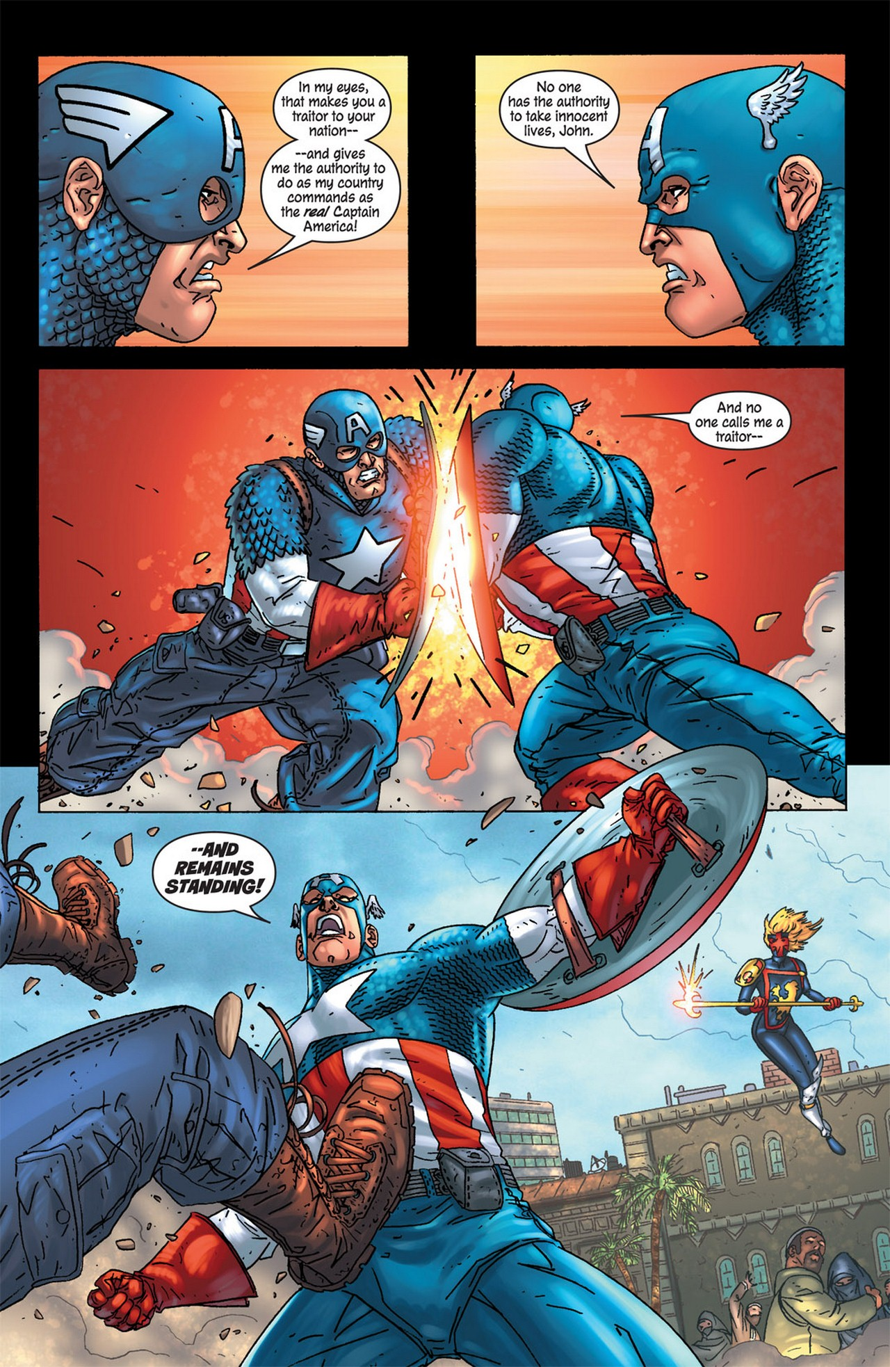 Read online Avengers (1998) comic -  Issue #84 - 16
