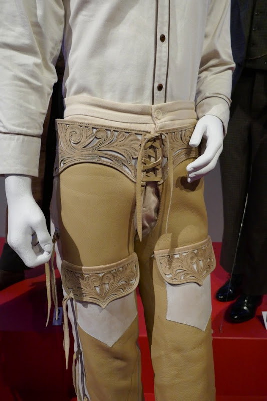 Buster Scruggs cowboy chaps