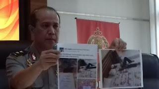 Hati Hati !! Unggah Foto Rush Money di Aksi 212 Anda Bisa Diciduk Polisi, Seperti Guru SMK INI !! - Commando