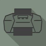 print square icon