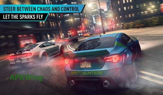 Need For Speed No limits Game - APKWing
