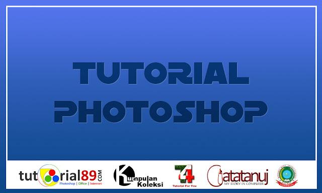 Tutorial photoshop bahasa Indonesia untuk pemula
