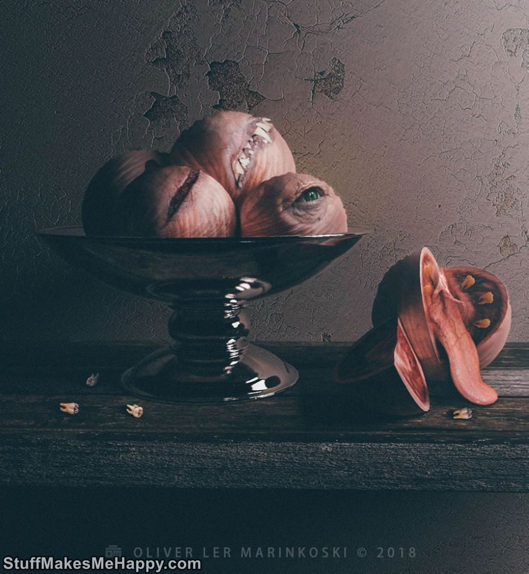 Surreal Collages - Photo Manipulation