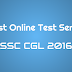 Best Online Test Series for SSC CGL 2016 (Revised Pattern)
