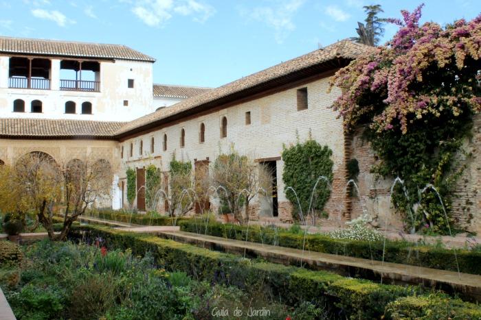 Patio Generalife