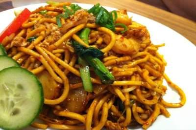 Resep Mie Goreng Khas Medan Enaknya Kebangetan - County Food