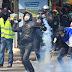Más de 165 detenidos en las manifestaciones por el 1 de mayo en París