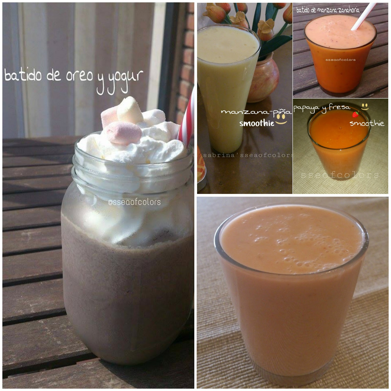 Batidos y Smoothies