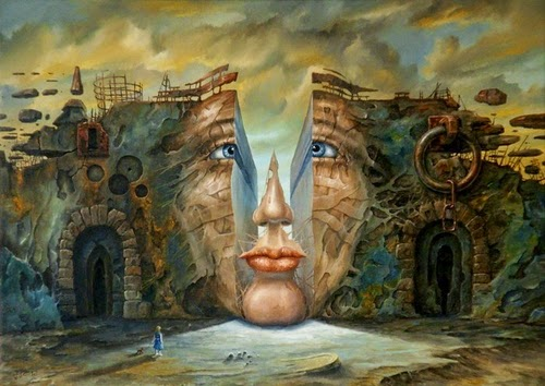 01-Jarosław-Jaśnikowski-Surreal-Paintings-of-Fantastic-Realism-www-designstack-co