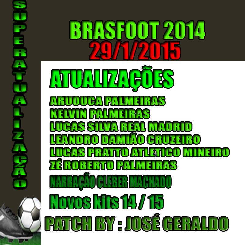 brasfoot 2014 atualizado