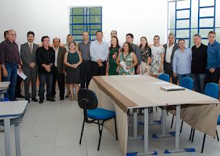 Professor Robson de Picuí é empossado no Conselho Estadual de Educação da PB