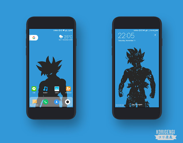 Goku Ultra Instinct Wallpaper