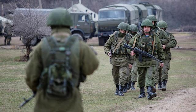Υποψία των Καναδών ότι η Ρωσία προετοιμάζεται για πόλεμο…