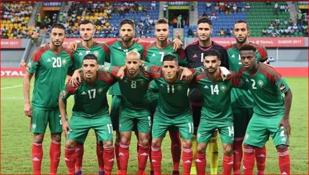 Maroco Piala Dunia 2018