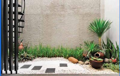 Membuat Taman Di Dalam Ruangan Rumah Minimalis