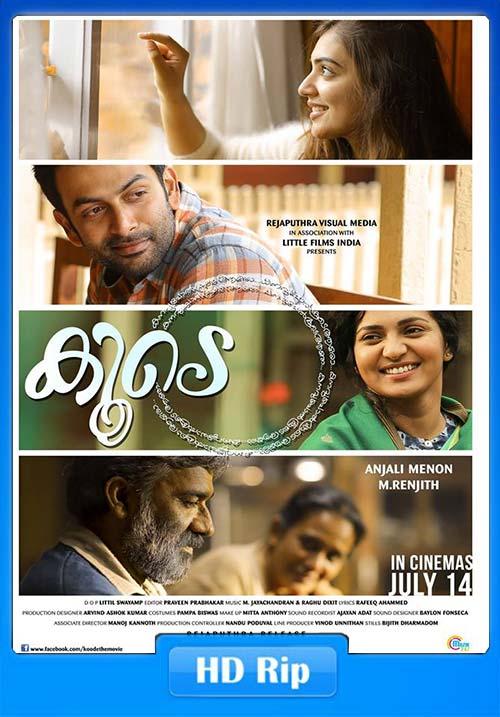 Koode 2018 Malayalam 720p DVDRip x264 | 480p 300MB | 100MB HEVC