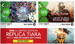 EB Games Canada Flyer May 26 – June 1, 2017