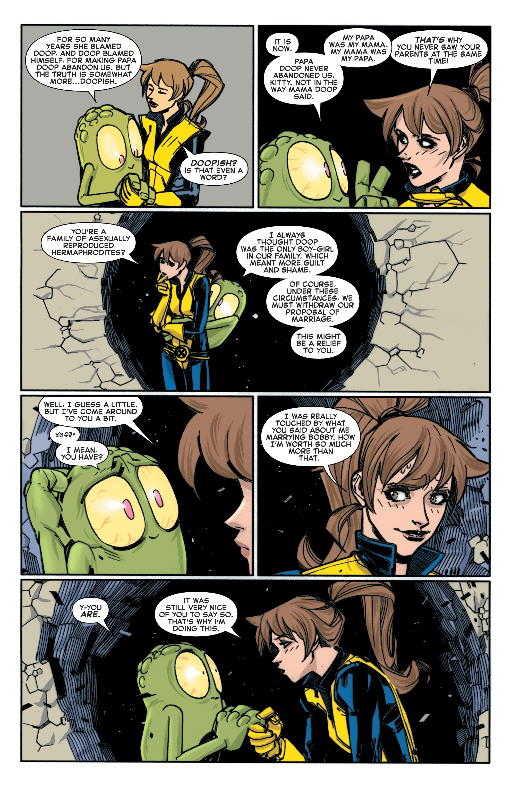 Read online All-New Doop comic -  Issue #5 - 17