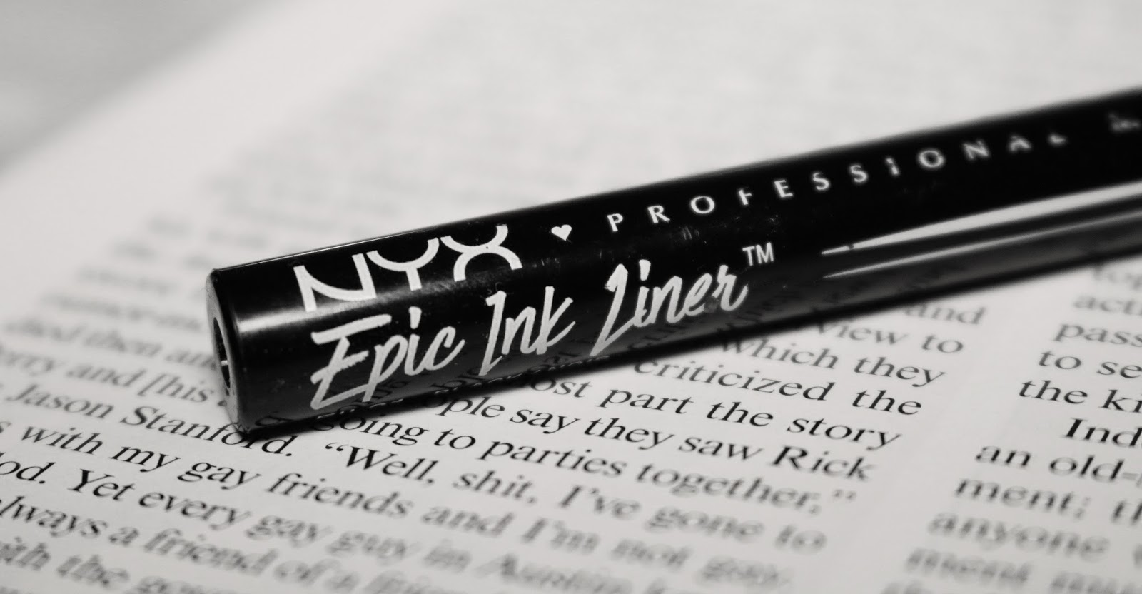 Epic Ink Liner by NYX Professional Makeup #15