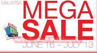 Isetan Mega Sale 2017