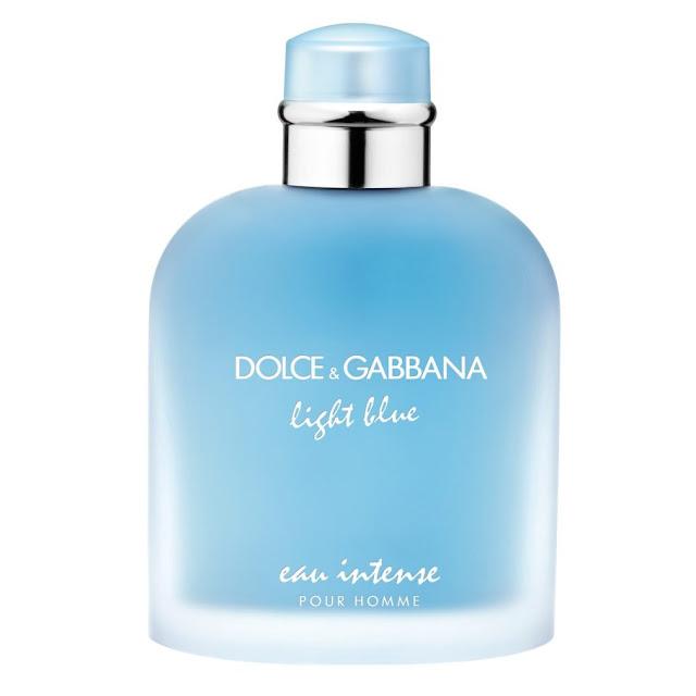 Męskie perfumy Dolce&Gabbana Light Blue Pour Homme w wersji Eau Intense