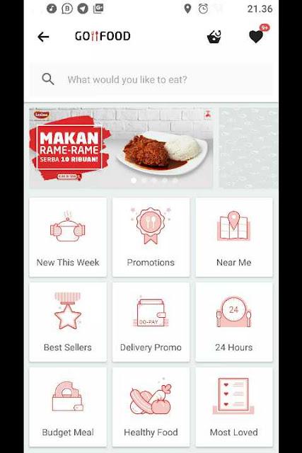 Delivery VS Go-Food Mana Yang Lebih Mudah?