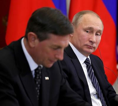 Russian President, Slovenian President.
