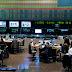 El Merval ganó 2,6% con un importante volumen y el riesgo país vuelve a caer