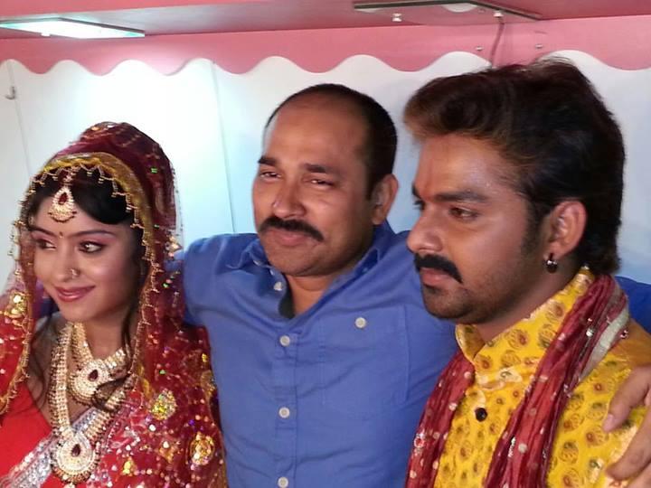 Shoot Photos Of Subhi Sharma Anjana Singh Ravi Kishan And Pawan
