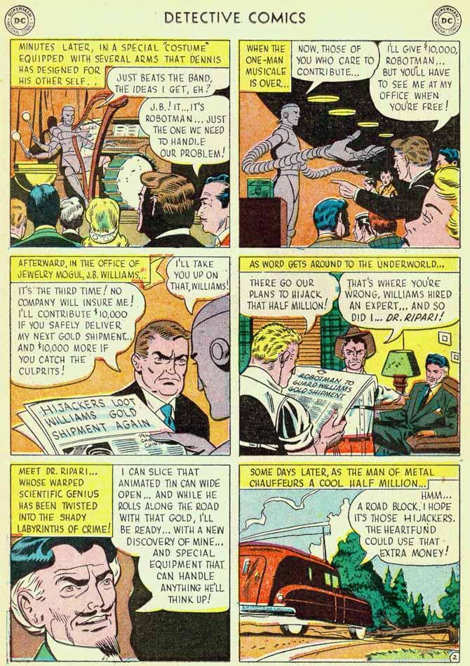 Read online Detective Comics (1937) comic -  Issue #174 - 18