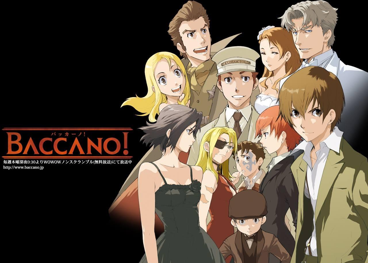 Baccano! BD Subtitle Indonesia Batch