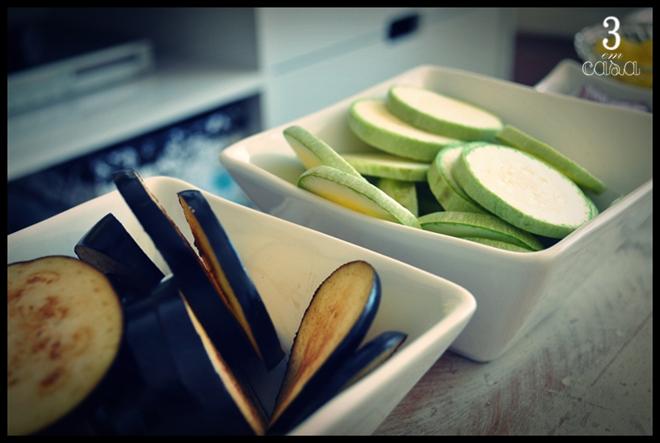 legumes par grill