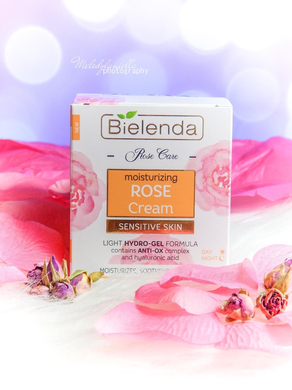 6 Bielenda rose care różany krem do twarzy recenzja kojąca woda różana 3w1 olejek różany do mycia twarzy produkty bielenda seria różana melodylaniella test produktów kosmetycznych ciekawe blogi lifestyle