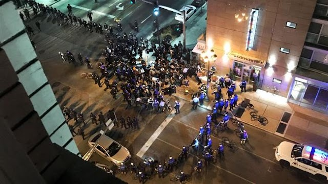 Lyda Krewson, the mayor of Saint Louis in Missouri slams 'institutional racism' in US