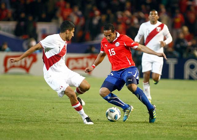 Chile y Perú en Copa América 2011, 12 de julio