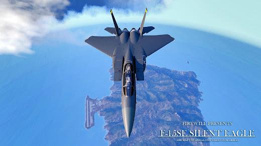 Arma3用F-15 Silent Eagle MOD