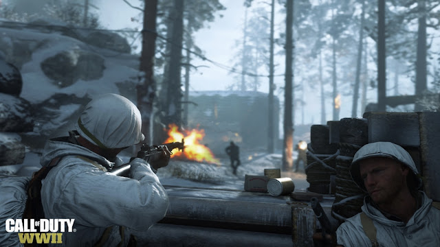 Call of Duty WWII: PS4 Review