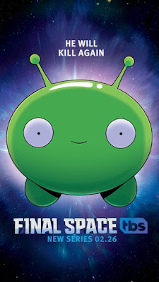 Final Space Poster