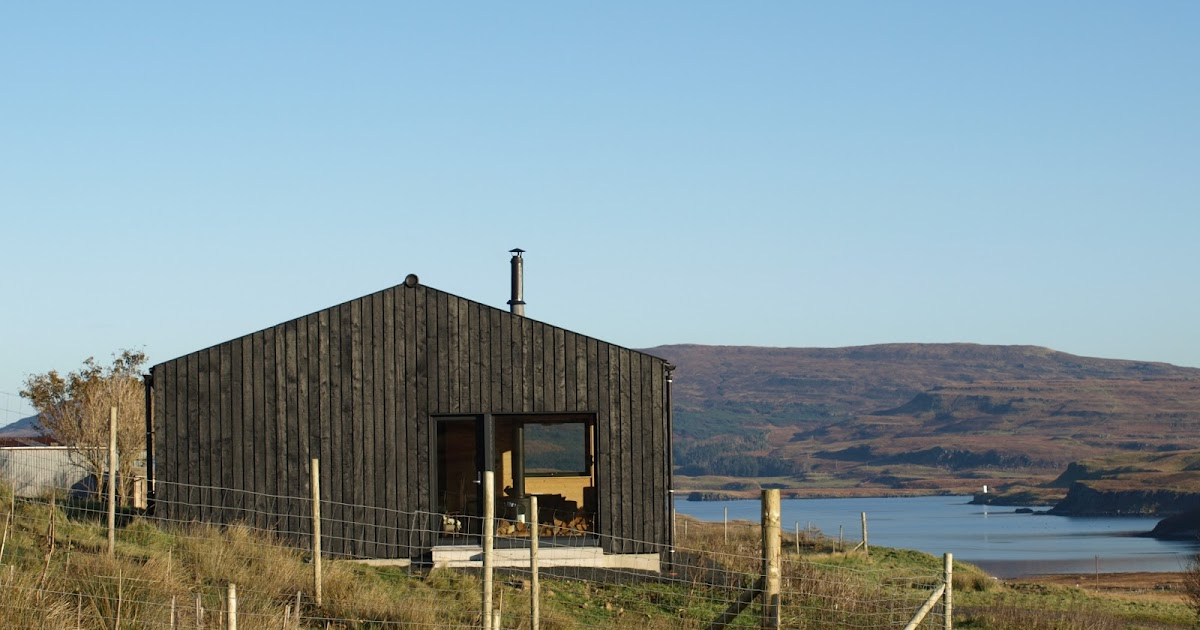 The Little Living Blog The Black Shed 807 Sq Ft