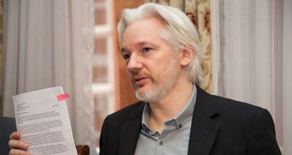 Assange difunde declaración de inocencia ante Fiscalía sueca