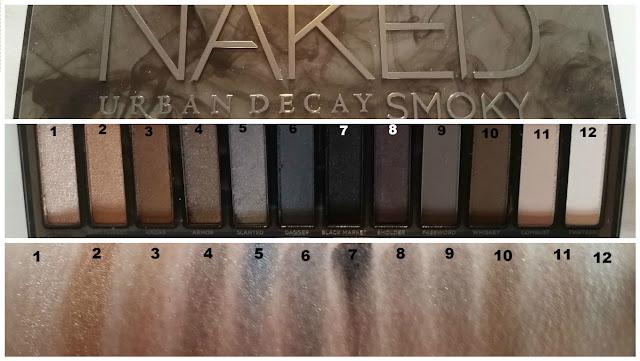 ud, smoky, nudes, eye shadow, debenhams, new