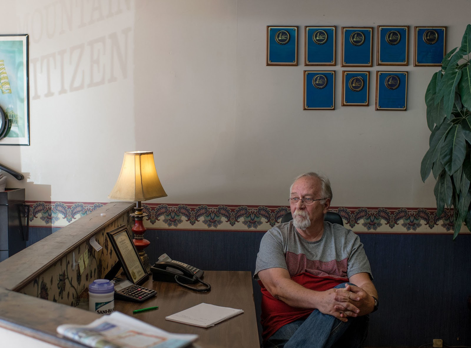 gary ball editor of the weekly mountain citizen has been reporting on water issues in martin county for nearly two decades prompting the state to open